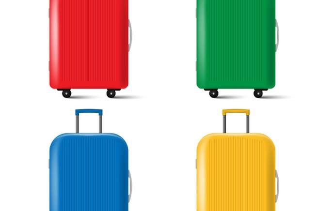 Resväskor Bäst i test