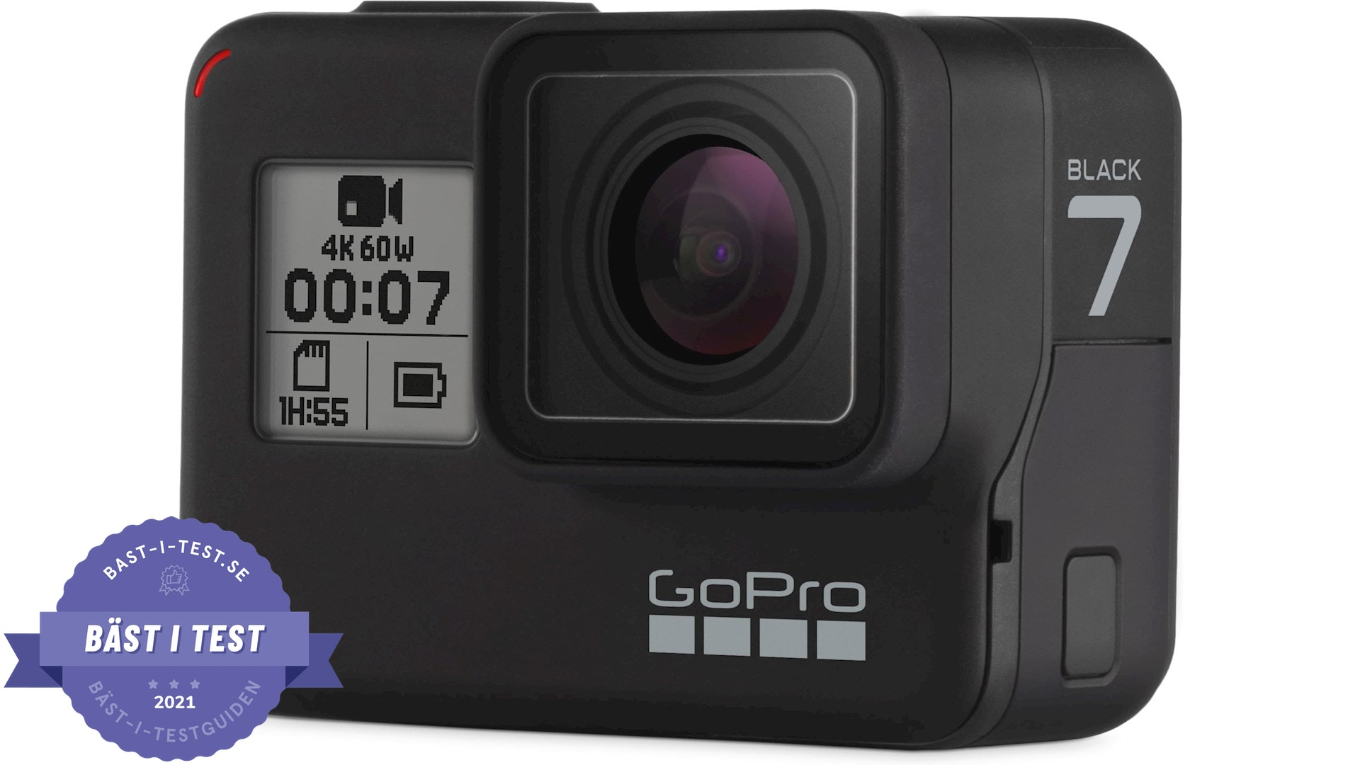 Bästa actionkameran 2020 - GoPro Hero7 Black