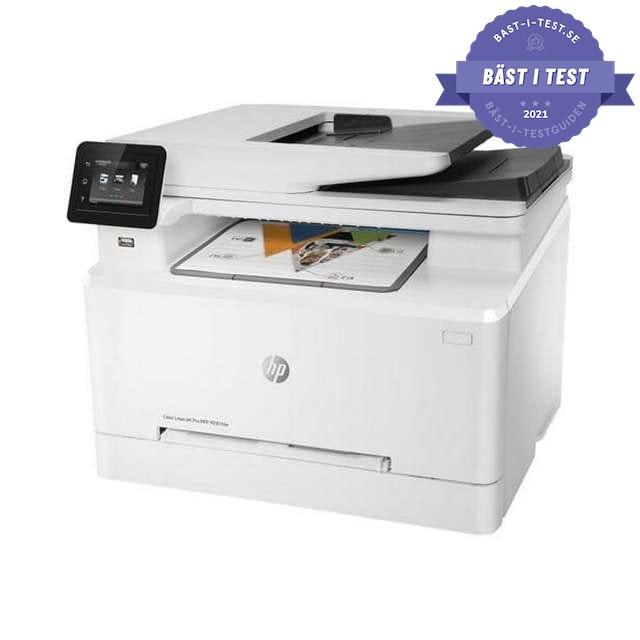 Bästa färglaserskrivaren 2020 - HP Color LaserJet Pro M281fdw