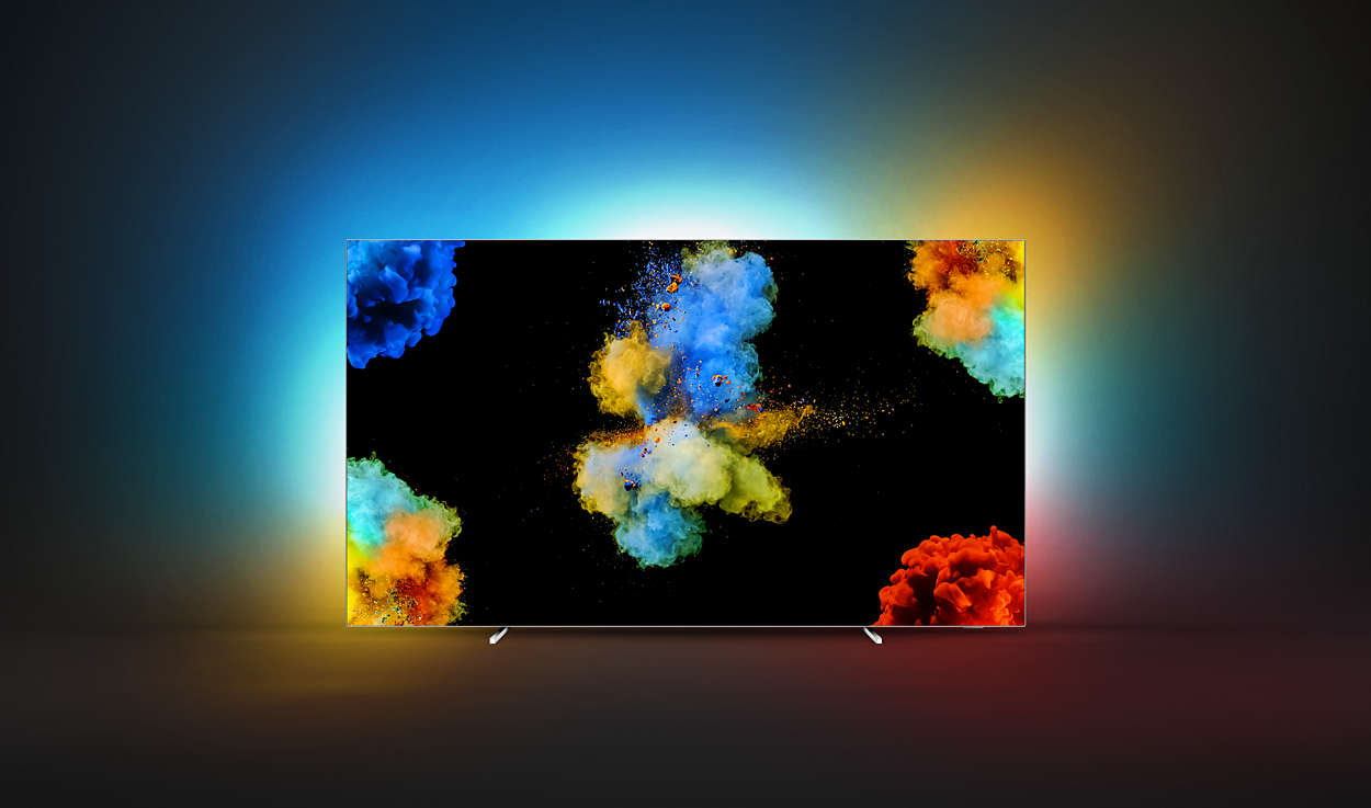 Smart TV 2019 - Philips 55OLED803