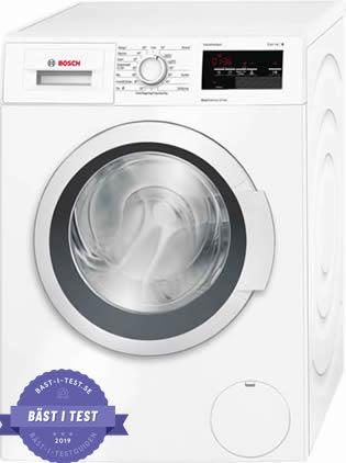 Bästa tvättmaskinen 2019 - Bosch WAT283T8SN