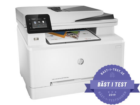 Bästa färglasern - HP Color LaserJet Pro M281fdw