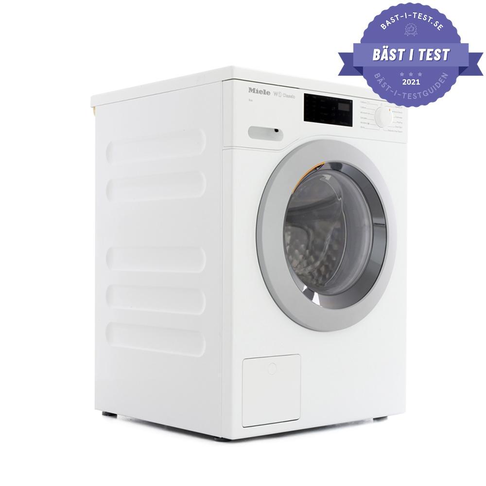 Bästa tvättmaskin för dig som prioriterar driftsäkerhet - Miele WDB020/030 Eco