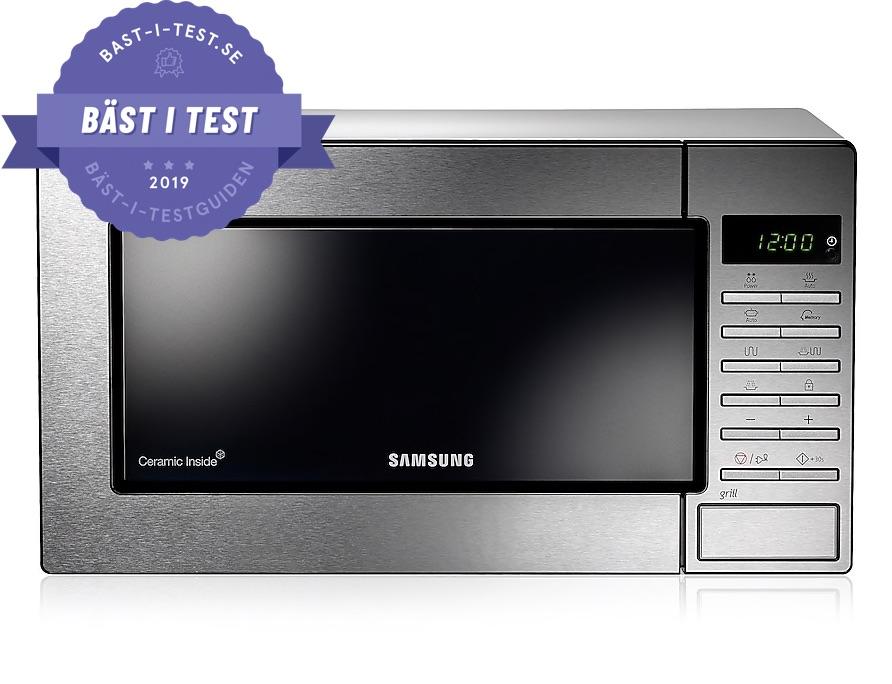 Bäst i test vinnare: Samsung GE87MC