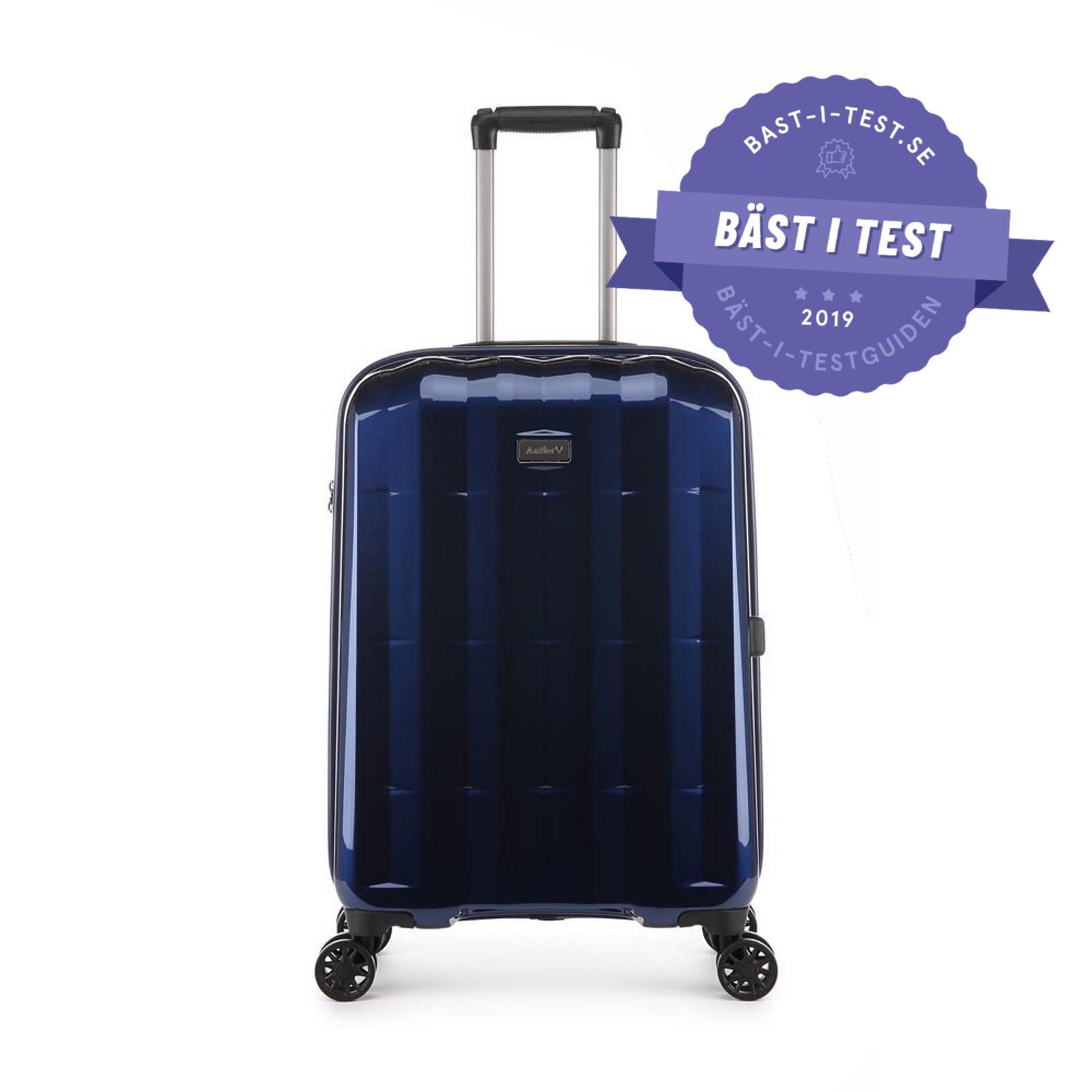 Stor resväska bäst i test - Antler Global DLX Suitcase