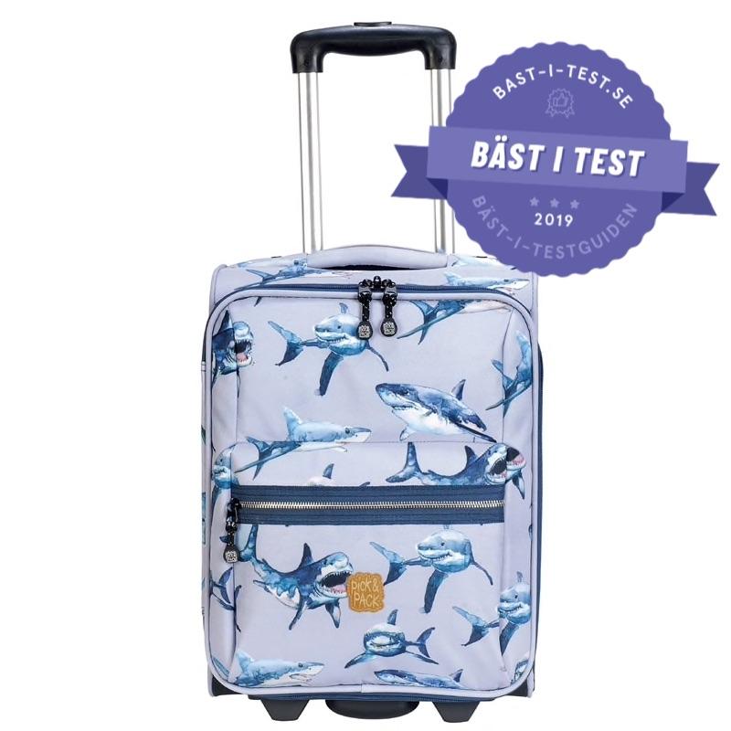 resväska för barn bäst i test - PICK & PACK - Trolley