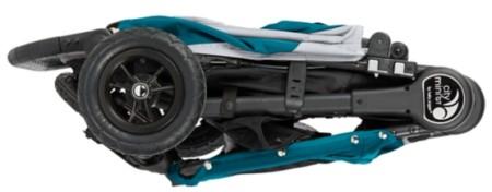Baby Jogger City Mini GT - ihopfällbar sittvagn/sulky