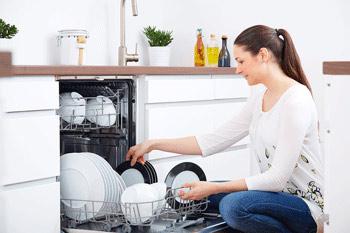 När du köper en ny diskmaskin får du värdefull hjälp i köket