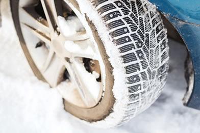 Bra vinterdäck är en billig livförsäkring på vintern