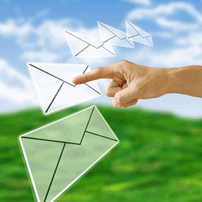 Mailutskick för föreningar och företag