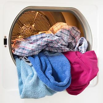 Med en bra torktumlare blir din tvätt torr och mjuk på kort tid