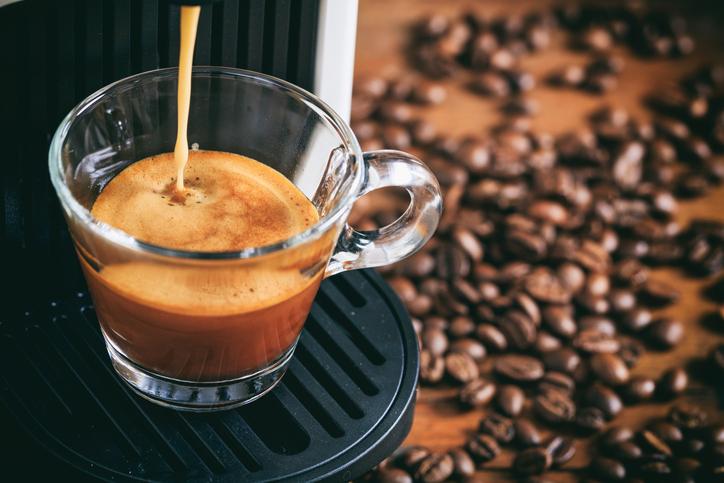 Kapselmaskin bäst i test - kaffekapselmaskin