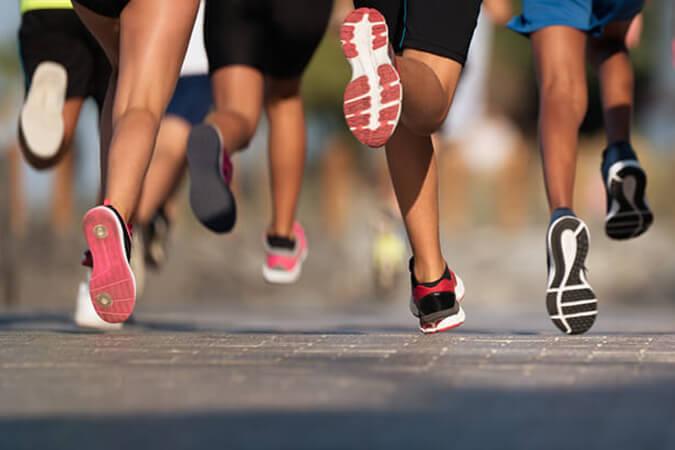 löparsko bäst i test - joggingskor