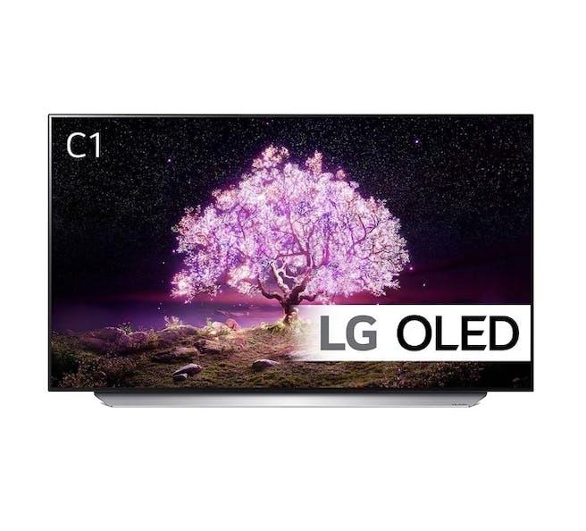 Platt-TV bäst i test LG C1 65 tum