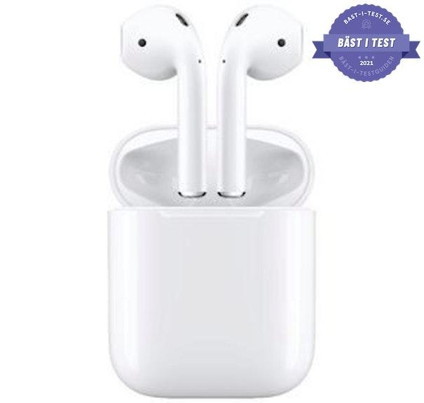 bästa in-ear hörlurarna - AirPods Gen.2