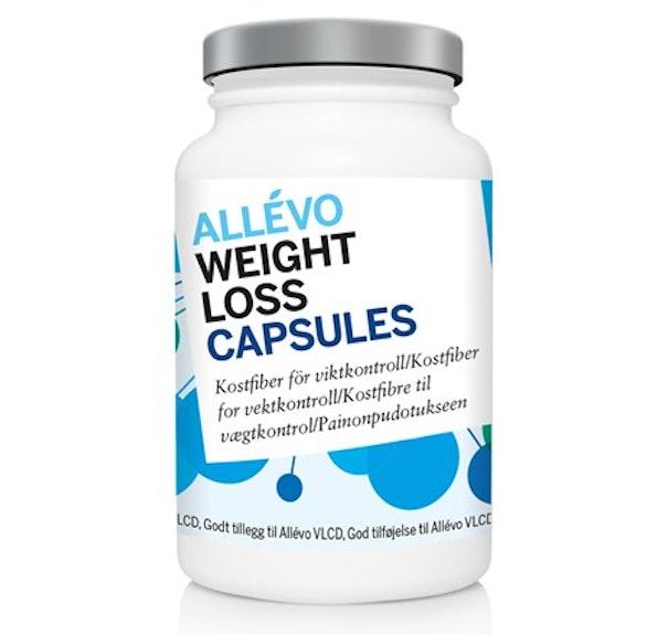 Bästa komplement till viktminskning just nu - Allévo Weight Loss Capsules
