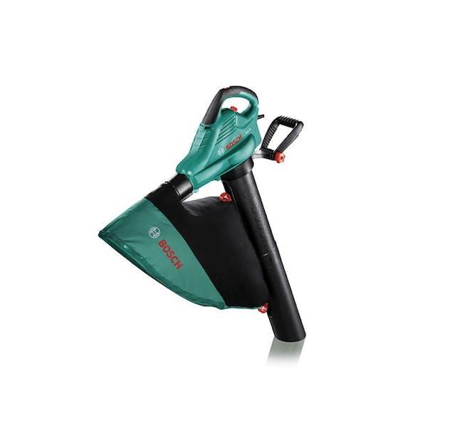 Lövblås bäst i test Bosch ALS 25
