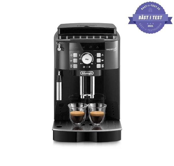 espressomaskin bäst i test - Delonghi Magnifica S ECAM 21.117