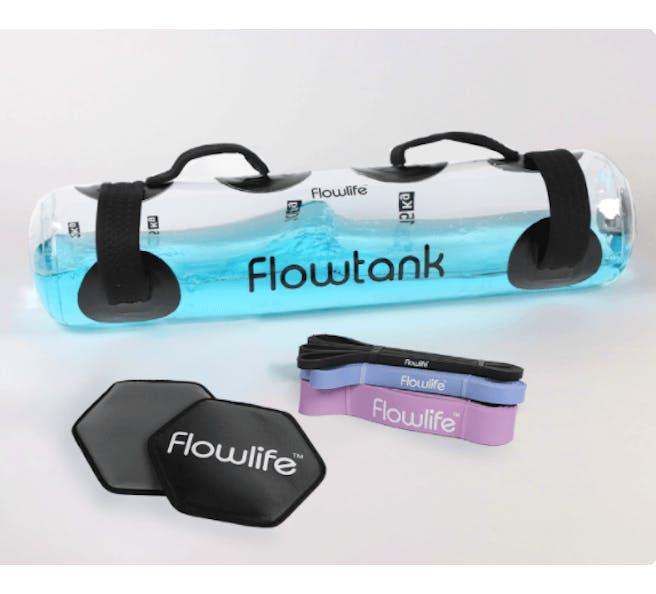 Träningsband bäst i test Flowlife hemmaträningspaket