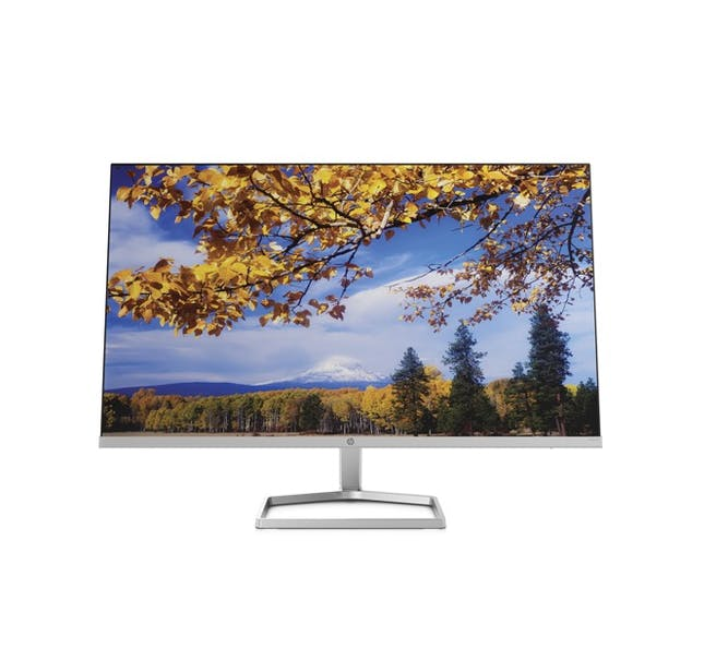 Bildskärm bäst i test HP M27f FHD-skärm
