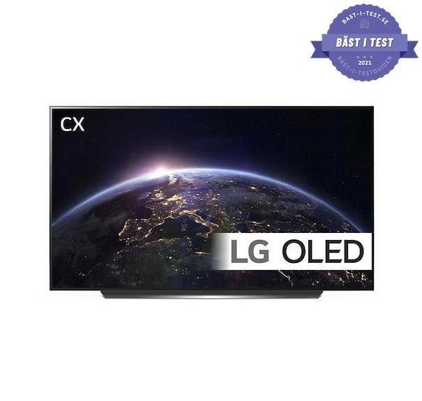 LG OLED55CX är den bästa platt-tv:n just nu