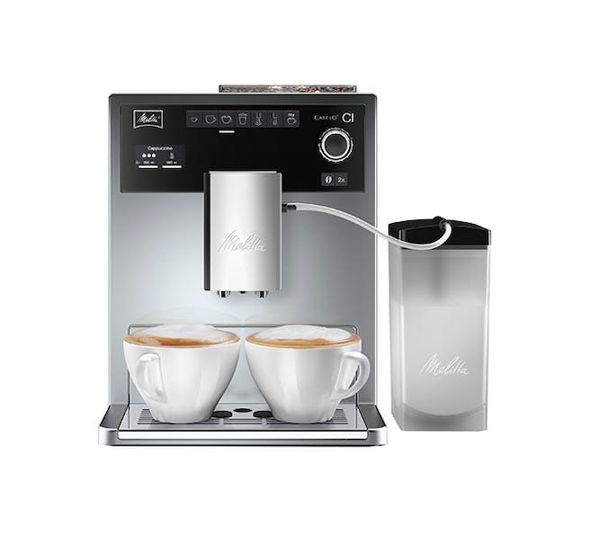 Espressomaskin bäst i test Melitta Caffeo CI