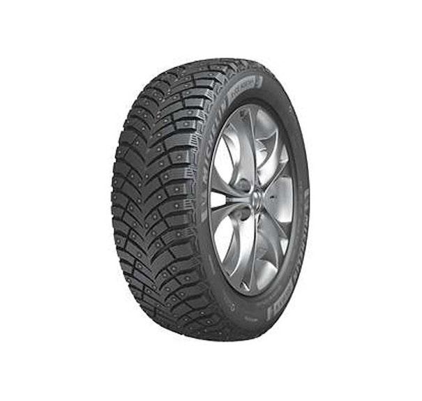 Rekommenderat däck i kategorin dubbade vinterdäck - Michelin X-Ice North 4