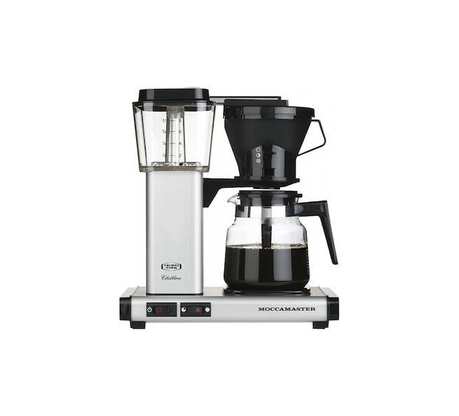 Kaffebryggare bäst i test Moccamaster KB952 AO