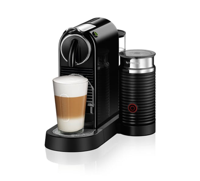 Kapselmaskin bäst i test Nespresso Citiz&Milk