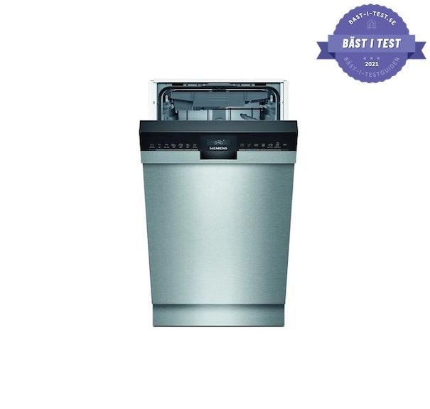 Smal diskmaskin bäst i test. Den bästa smala diskmaskinen just nu kommer från erkända Electrolux. Med smarta funktioner och låg strömförbrukning passar den bäst för det lilla köket.