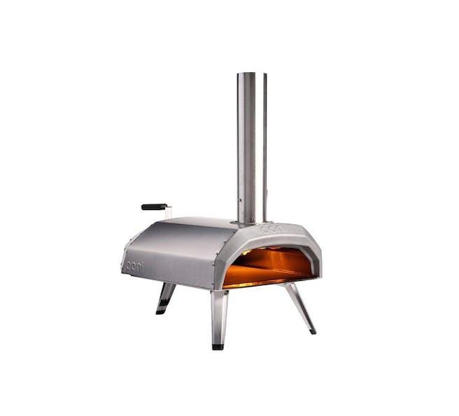 Pizzaugn bäst i test Ooni Karu