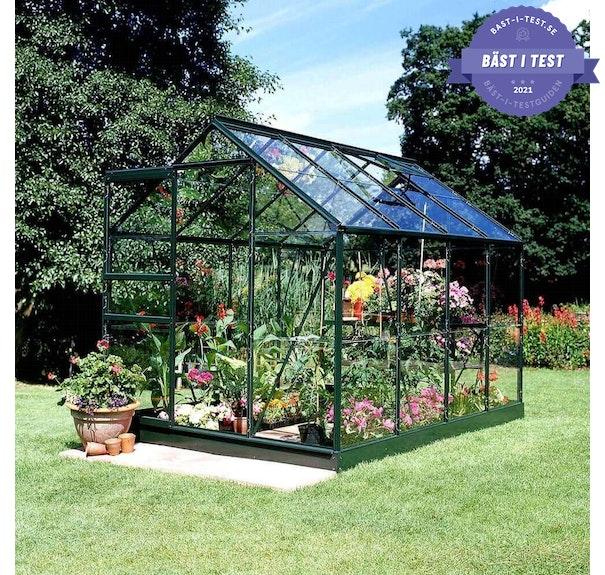 Bästa växthuset - växthus bäst i test - Halls Popular