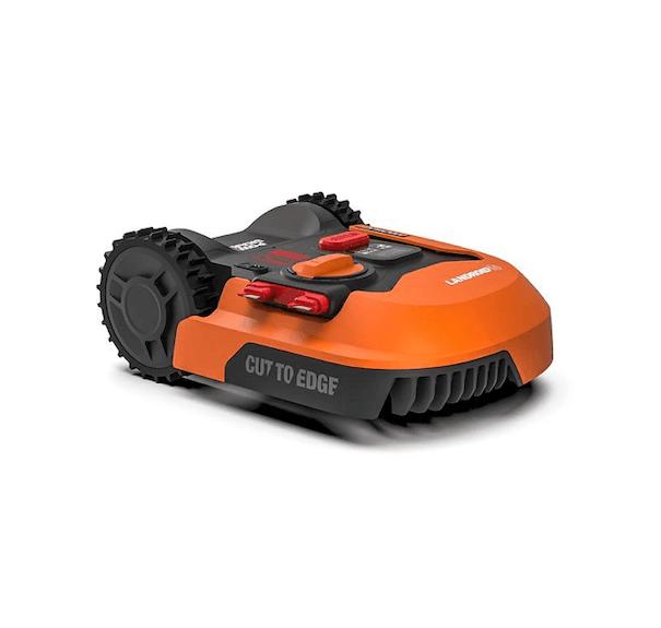 Mest prisvärda av robotgräsklippare. Robotgräsklipparen erbjuder samma funktioner som sina konkurrenter fast till ett mindre pris! Läs testet här.