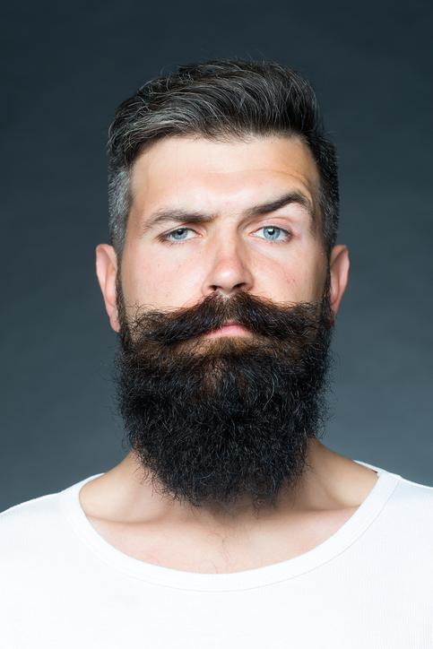 skäggtrimmer